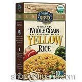 Lundberg Organic Whole Grain Yellow Rice, 6 oz