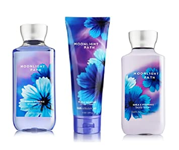 Bath and body works moonlight path