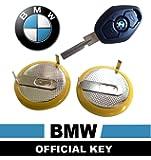 Pile accu LIR2025 pour clé BMW 3 5 7 X3 X5 E46 E38 E39 E60 E61 E53 E83 BATTERIE LIR 2025