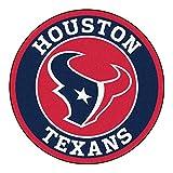 FANMATS 17960 NFL Houston Texans Roundel Mat