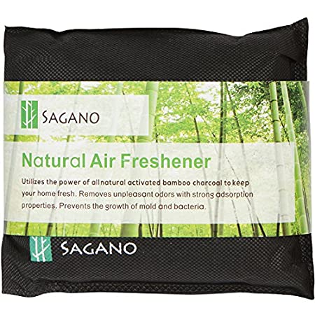 Best Activated Charcoal Odour Eliminator Bag By Sagano   200gram Bag   Car,  Closet Air