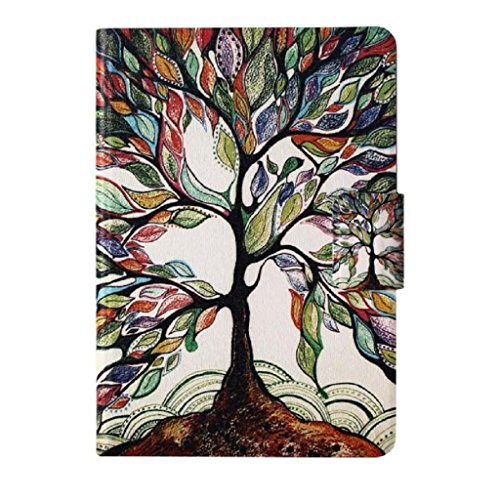 Price comparison product image Kindle Paperwhite, LUNIWEI Card Slot Leather Stand Cover Case
