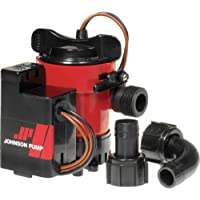 Johnson Pumps 05903-00 Cartridge Combo Bilge Pump 1000GPH, 12V