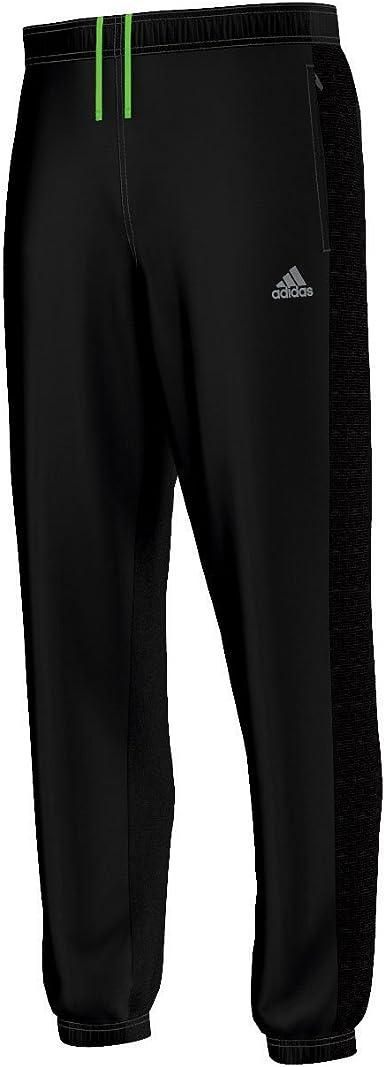adidas Herren Hose Q2 COOL 365 Pants, Schwarz, S: