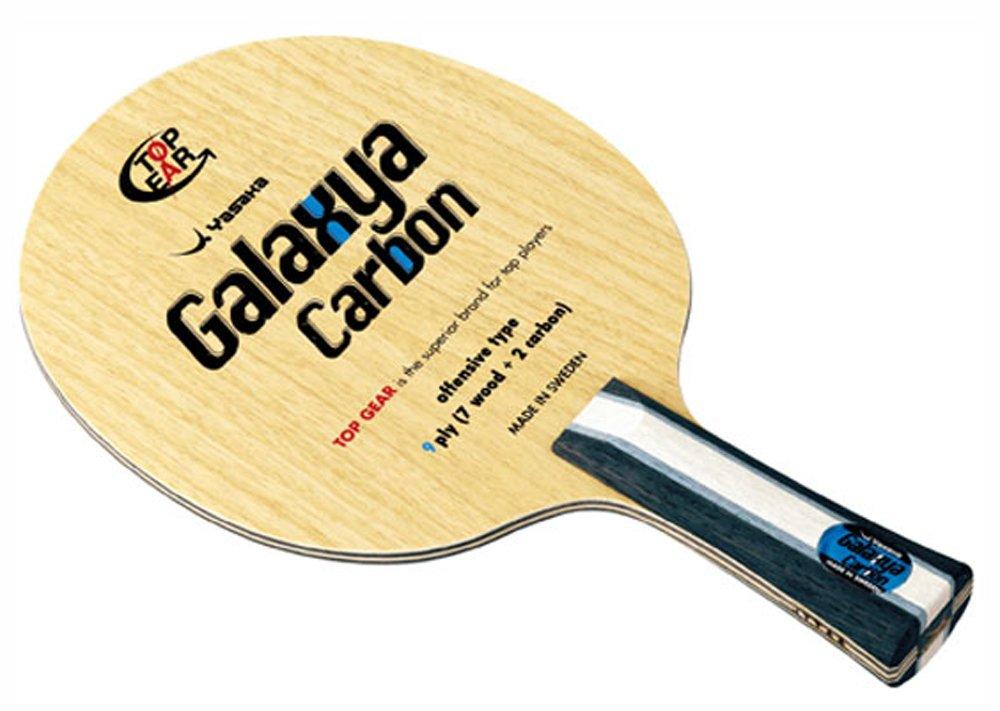 ヤサカ(YASAKA) 卓球 ラケット TOP GEAR ギャラクシャカーボン フレア TG43   B00CAYDUGU