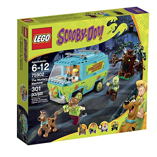LEGO Scooby-Doo 75902 The Mystery Machine Building Kit ()
