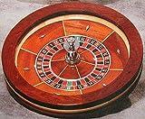 Wood Roulette Wheel, 22''