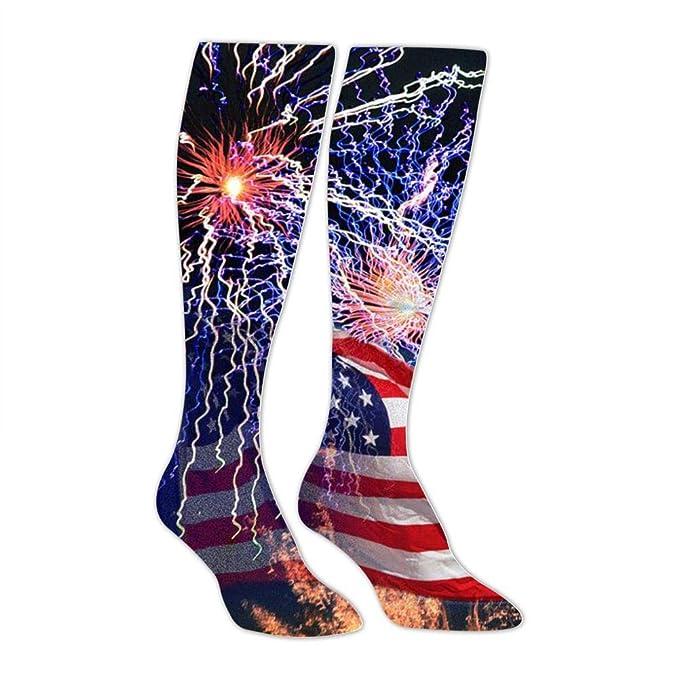 Amazoncom Unisex Thunder American Flag Star Spangled Banner Stars