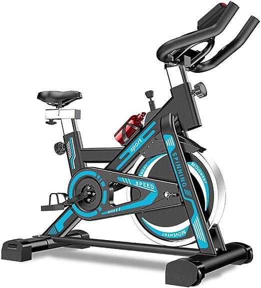 YAzNdom Bicicleta de Spinning Ciclismo Indoor Ejercicio Cinturón ...