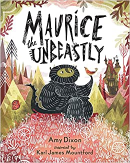 a18177c8b5 Maurice the Unbeastly  Amy Dixon