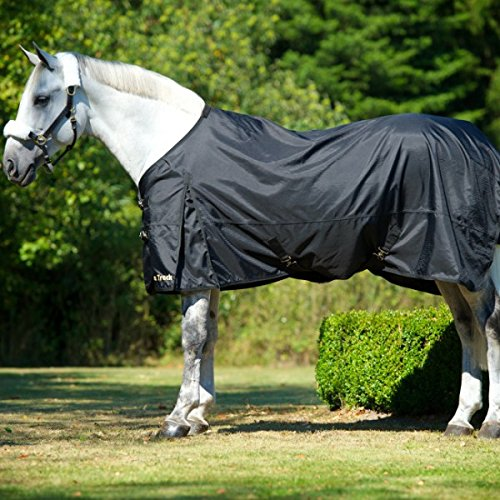 Back on Track Summer Turnout Sheet XLarge, 84 inch by Back on Track
