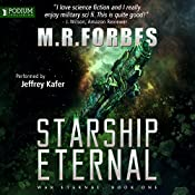 Starship Eternal: War Eternal, Book 1 | M. R. Forbes