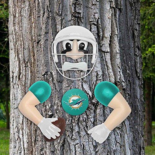 NFL Football Player Tree Decoration (Miami Dolphins)