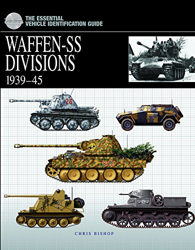 Waffen-SS Divisions 1939-45 (Essential Identification Guide)