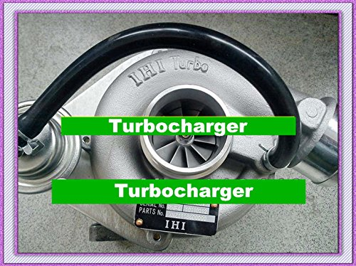 GOWE TURBO for TURBO RHF4 VP47 XNZ1118600000 Turbine Turbocharger For ISUZU Trooper Dongfeng Pickup 4JB1T 4JB1-T 4JB1 T Review