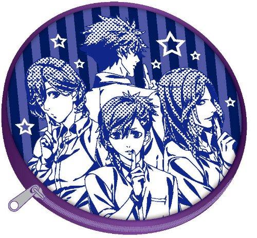 Uta kein Prince-sama Maji LOVE2000% Kreis CD Case 2 QUARTET (Nacht-Quartett) NIGHT (Nacht-Quartett) QUARTET (japan import) 323bf0