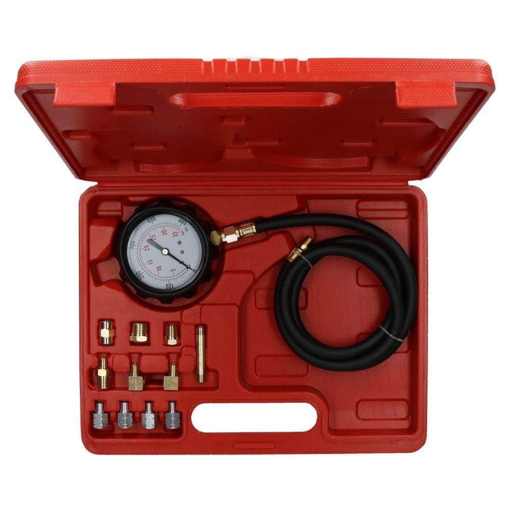 Automatic Wave Box Pressure Meter Oil Pressure Tester Gauge Petrol Diesel by Tao tao family