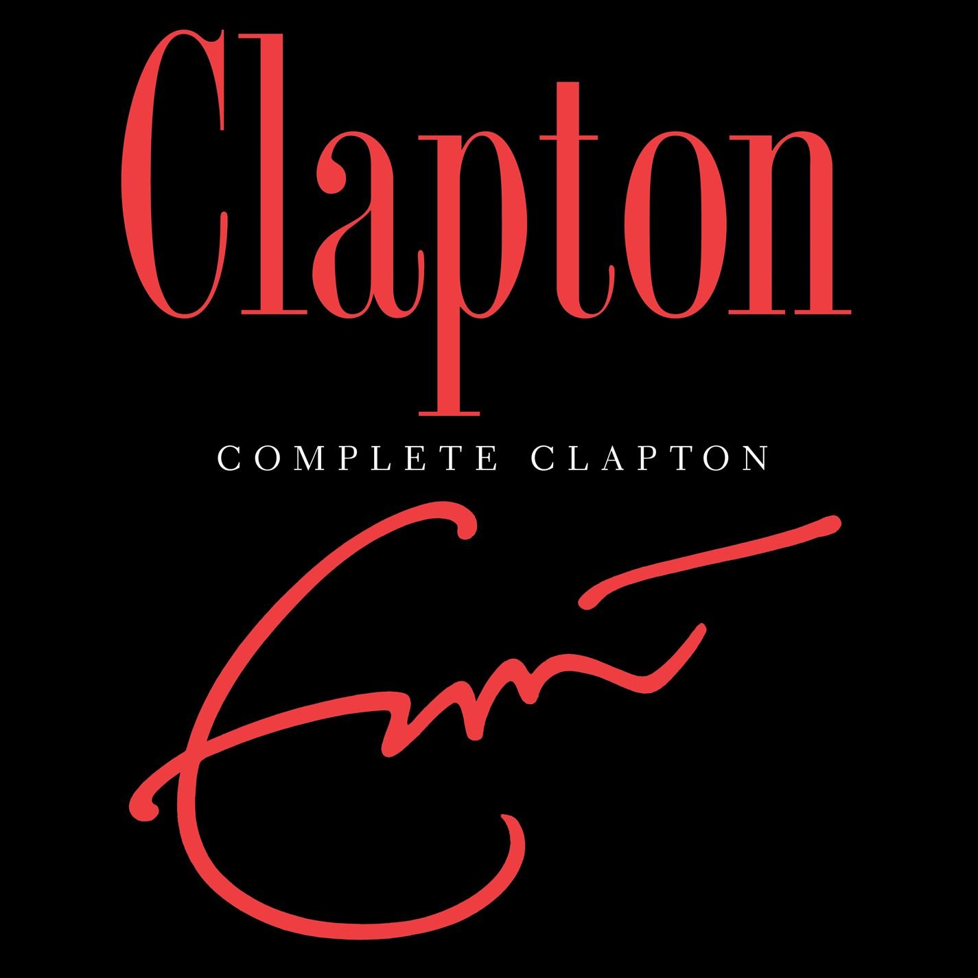 Complete Clapton by Warner Bros.