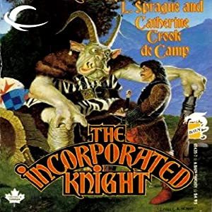 The Incorporated Knight Audiobook