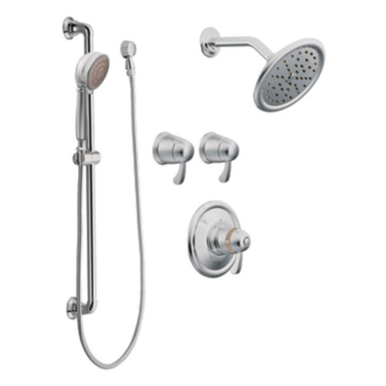 Stunning Moen Spa Shower Gallery - Bathtub for Bathroom Ideas ...