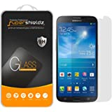 """[2-Pack] Supershieldz for Samsung Galaxy Mega 6.3"""" Tempered Glass Screen Protector, Anti-Scratch, Anti-Fingerprint, Bubble Free, Lifetime Replacement Warranty"""