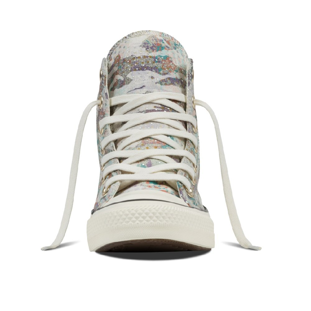 a86fdd35f028f6 Converse Chuck Taylor All Star Mountain Landscape Ladies High Top Trainers