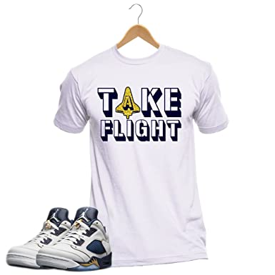 90269fb67d0 Dunk From Above Collection Take Flight Custom Matching T-shirt (Small)