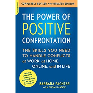 Learn more about the book, The Power of Positive Confrontation
