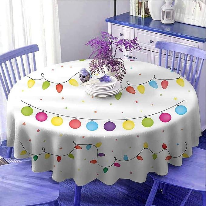 Niños Navidad multifuncional mesa redonda preparaciones para ...