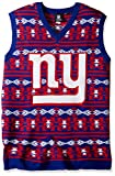KLEW NFL Ugly Sweater Vest