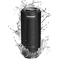 Tronsmart T6 Plus Altavoces Bluetooth 40W, Altavoz Portatiles Waterproof IPX6 con Powerbank, 15 Horas de Reproducción…