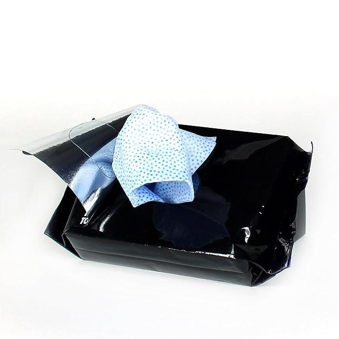 Toallitas Sneaky para limpiar los zapatos y zapatillas. 3 paquetes de 36 toallitas.: Amazon.es: Zapatos y complementos
