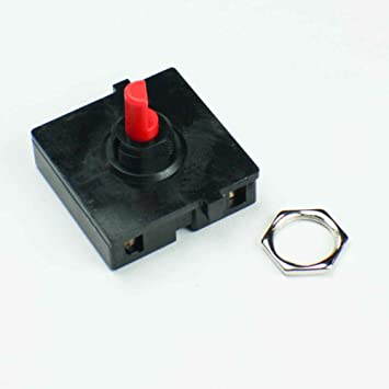 GE Part Number WB24X10129 FAN SWITCH