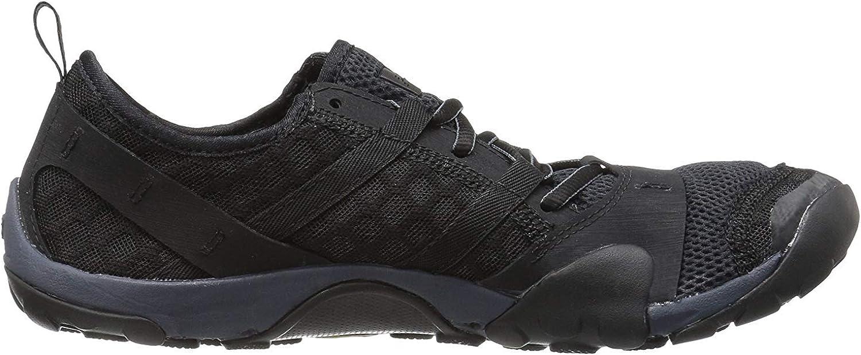 New Balance Herren Mt10gy Schuhe für Geländelauf Schwarz/Silber