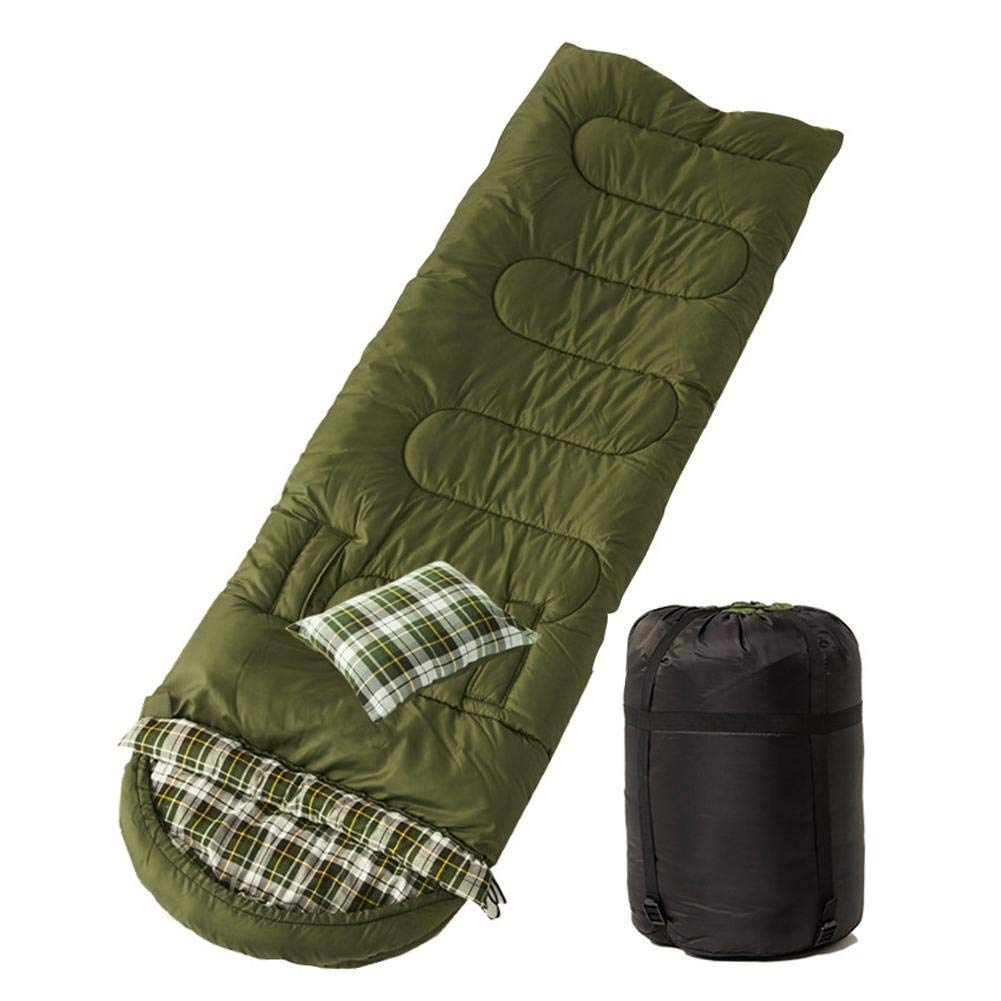 Ultralight Mummy Sleeping Bag, Mummy Sleeping Bag Reachable Waterproof Cotton for 3-4 Season Camping, Hiking, Traveling, Backpacking and Outdoor Activities by Xeroy