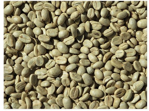 Teasia Coffee, Colombia Huila Green, Unroasted Whole Coffee Beans, 5-Pound Bag