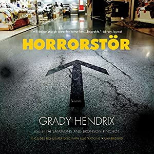 Horrorstör Audiobook