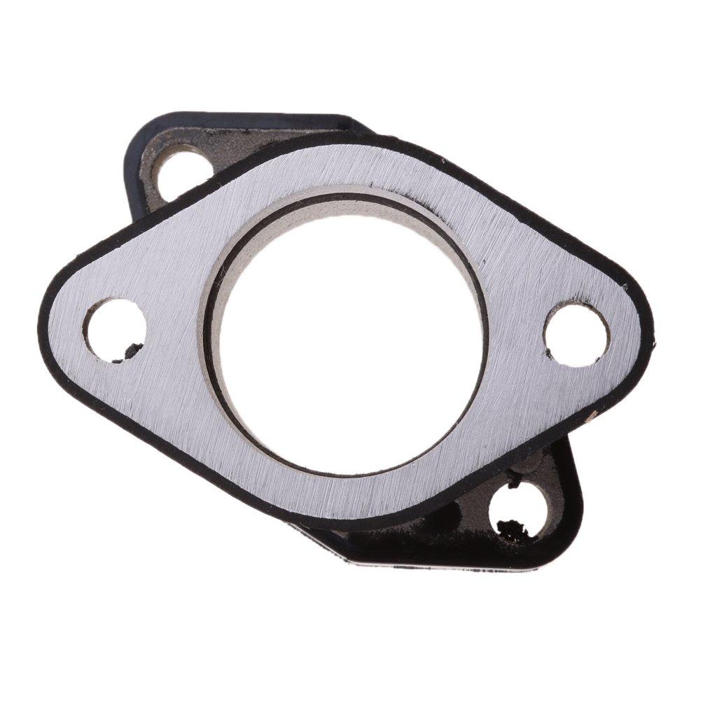 Sharplace Colector de Admisi/ón Pieza de Carburador Repuesto para Motocicleta