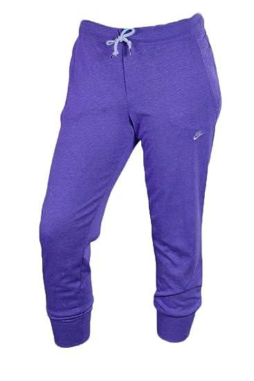 ddc61dbbdbc8 Amazon.com  Nike Womens Time Out Capri Sweat Pants (X-Small