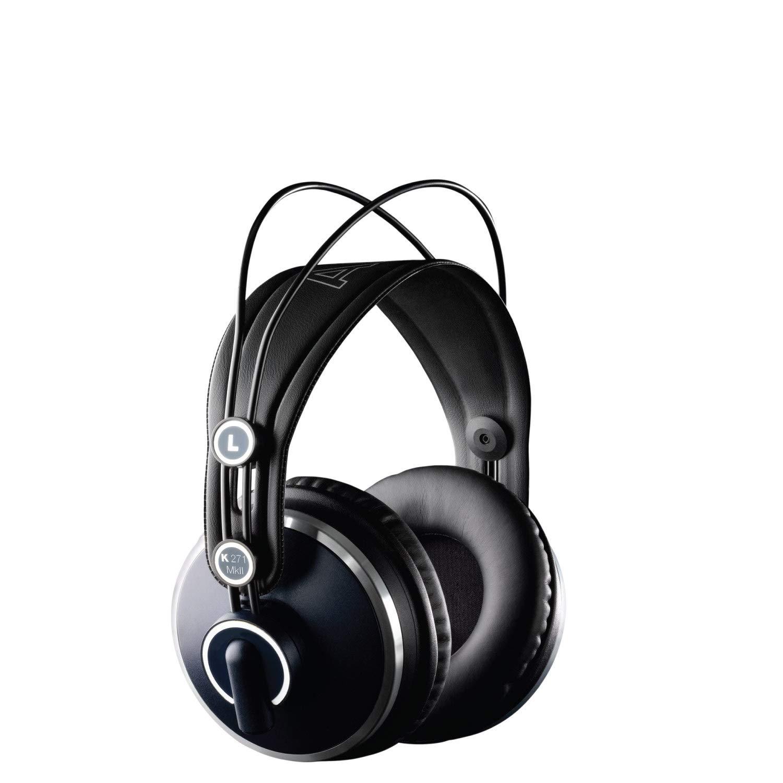 AKG Pro Audio K271 MKII Over-Ear, Closed-Back, Professional Studio Headphones