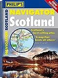 img - for Philip's Navigator Scotland: (A4 Spiral binding) book / textbook / text book