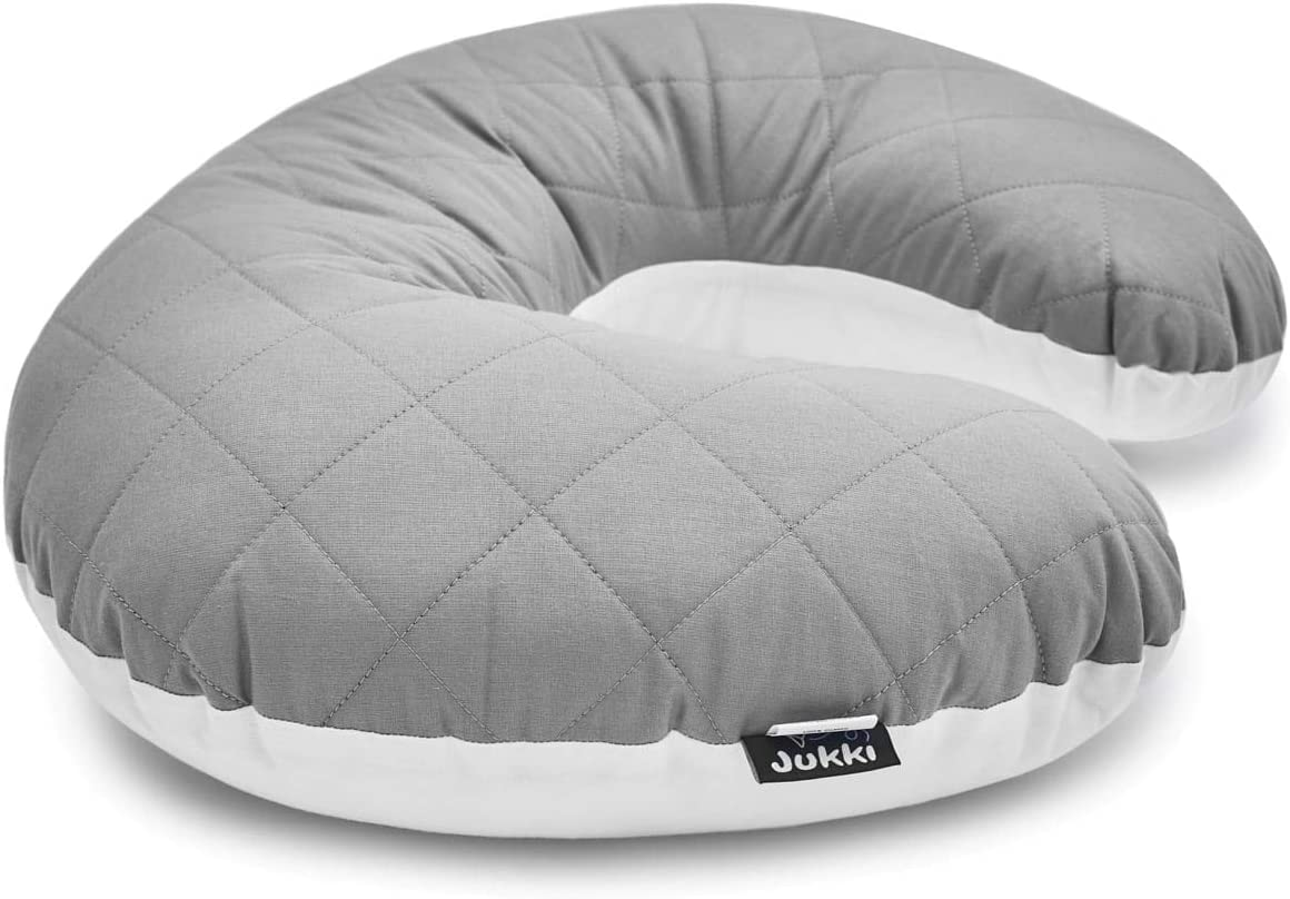 Nursing Pillow Breastfeeding Baby U Shape Multifunctional for Mom and Baby JUKKI/® Maternity Pillow 100/% Cotton