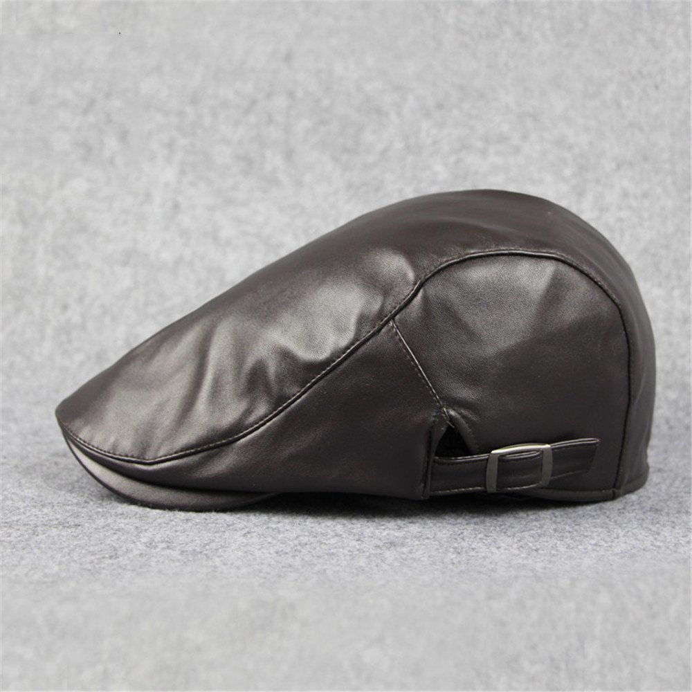 MASTER-Halloween/Navidad/sombreros/ beanie Porra y el sombrero de cuero/hombres de avance del capot/sombrero/gorro de invierno/hat, negro