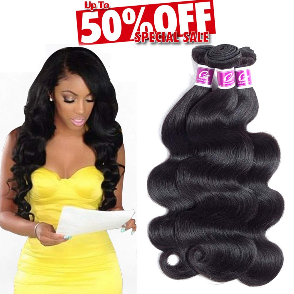 Hair Weaves Hair Extensions & Wigs Impartial Fashion Lady Pre-colored Indian Hair Weaving #2 Dark Brown Human Hair Bundles Body Wave 4 Pieces Hair Extensions Non-remy