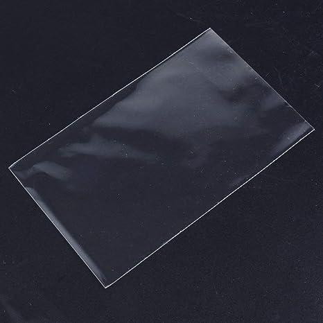 Palucart Bolsas de plástico Transparente Bolsitas Bolsas ...