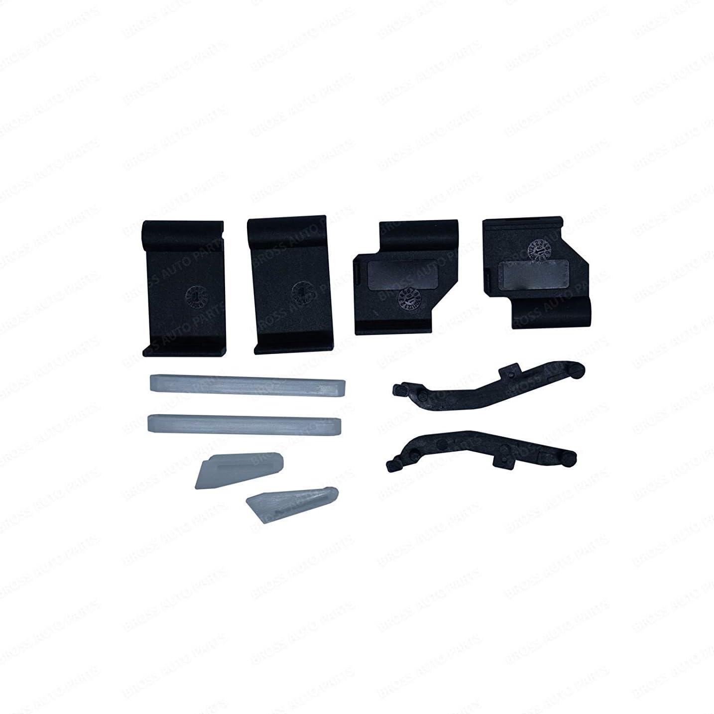 GoGoEu Kit de reparaci/ón de Techo Solar de 10 Piezas para X5 E53 X3 E83 Type2