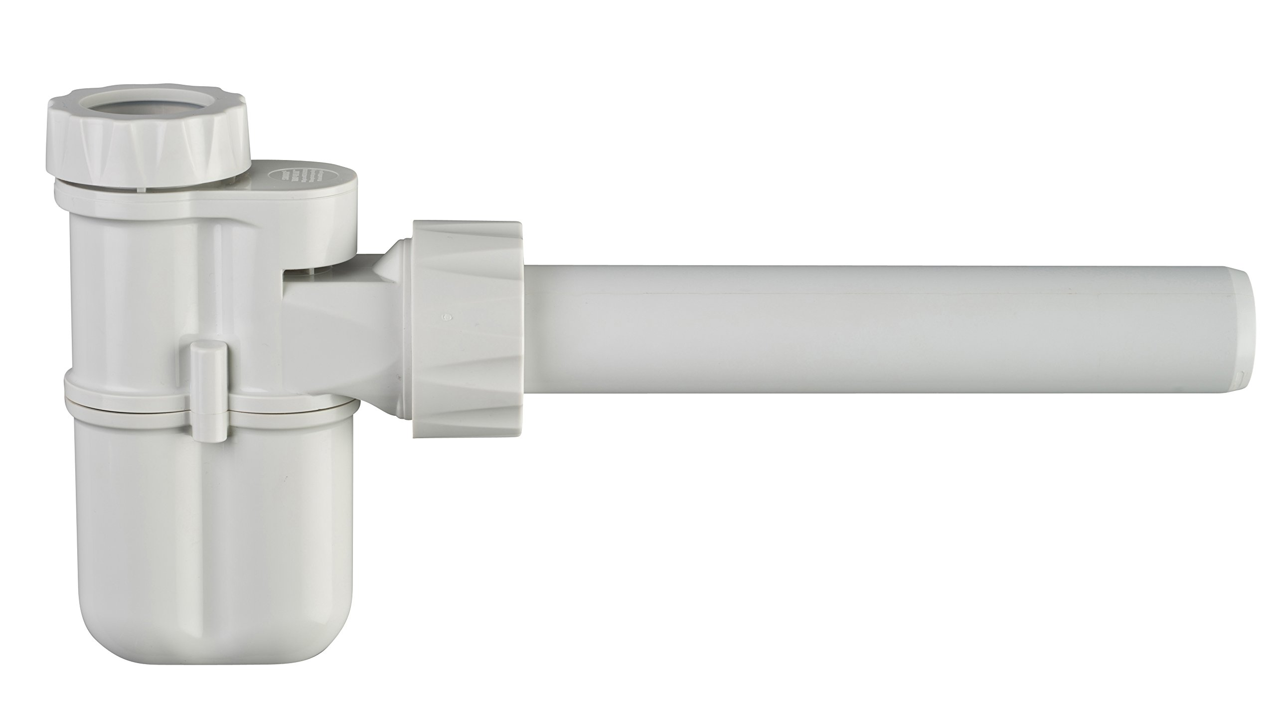 Studor 20395 Trap-Vent, Integrated Trap and Air Admittance Valve, 1-1/4'' Outlet, White