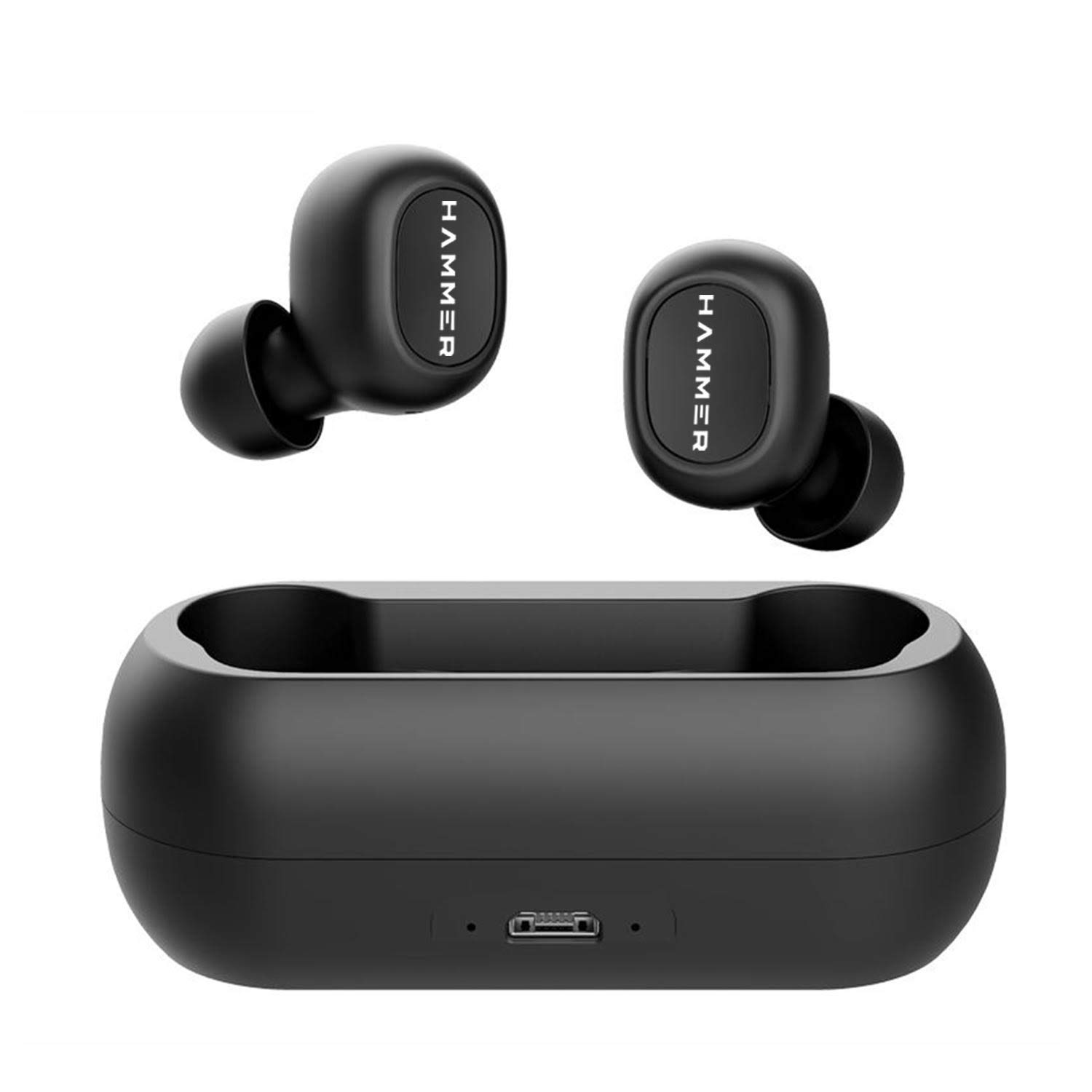 Hammer Solo Truly Wireless Bluetooth V5.0 Earbuds with