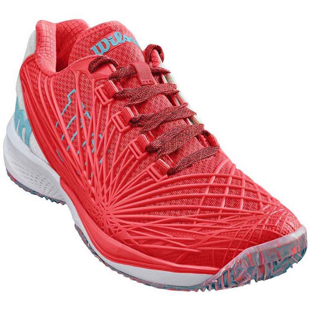 Wilson KAOS 2.0 Clay Court W, Chaussures de Tennis Femme Wrs324460