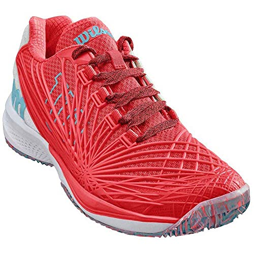 b3c5ba19 WILSON Kaos 2.0 Clay Court W, Zapatillas de Tenis para Mujer: Amazon.es:  Zapatos y complementos